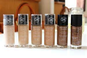 what color foundation am i makeup review by ella revlon color stay foundation