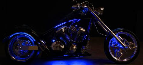 Install Led Lighting Strips On Motorcycle 5 How To Install Led Lights On A Motorcycle