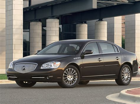 2008 buick lucerne pictures information and specs