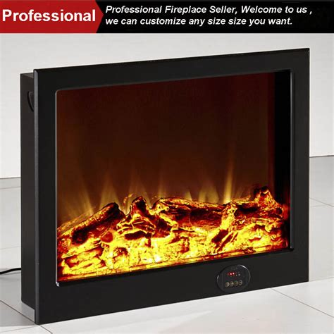 Fireplace Simulator by Webetop Customizable Fireplaces Metal Material Home Decor