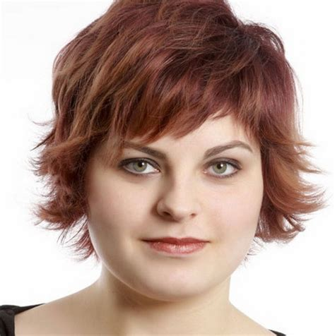 chubby women hairstyle photo hairstyles for overweight women