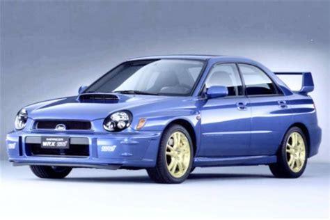 subaru impreza review 2007 subaru impreza wrx sti 2002 2007 used car review car