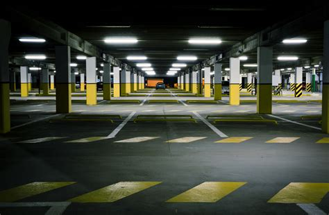 underground parking underground parking garage parking lot survive the nights