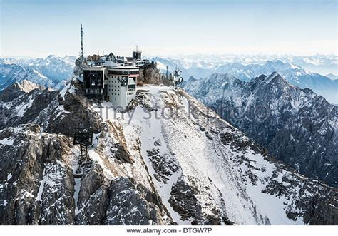 münchner haus zugspitze base stations stock photos base stations stock images