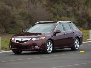 Acura Tsx Wagon 2012 2012 Acura Tsx Ii Sport Wagon Pictures Information And