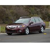 Acura TSX Sport Wagon Wallpapers