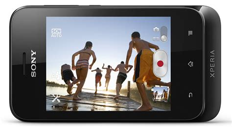 Hp Sony Android E sony xperia tipo android sandwich de bajo coste