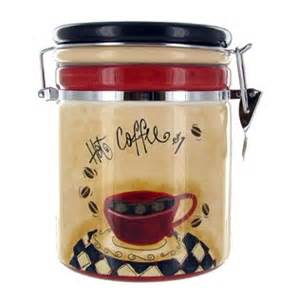 coffee themed kitchen canisters beverage station coffee tea cocoa on pinterest coffee