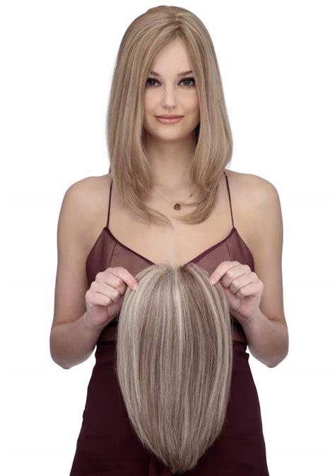 thin hair wigs for women how to buy a hair topper for women with thinning hair