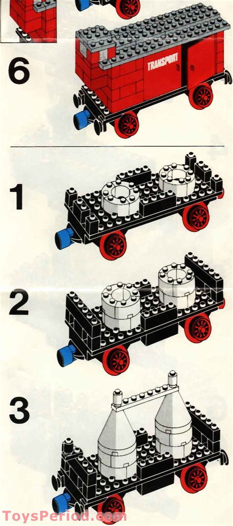 Lego Plate 8 X 16 Sand Original Part 8x16 lego 725 2 12v freight and track set parts inventory and lego reference guide