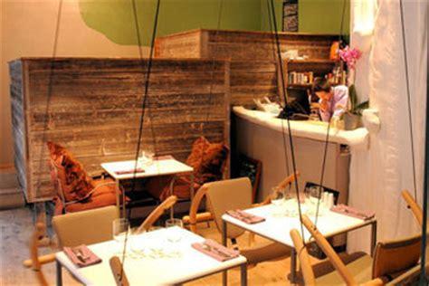 Restaurant Balancoire by Restaurant Insolite 224 O 249 L On Mange Sur Des