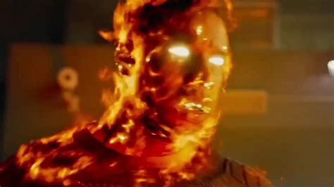 Baju Human Torch Fantastic Four fantastic four tv spot 14 the human torch 2015