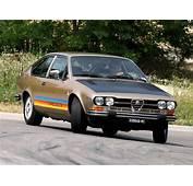 ALFA ROMEO Alfetta GTV Specs &amp Photos  1976 1977 1978