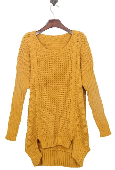 color mustard sweater cardigan with buttons
