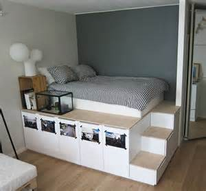 Bedroom Solutions For Small Spaces Klein Behuisd 5 Opbergruimte In De Slaapkamer