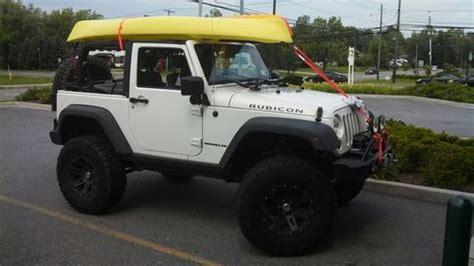 Used Jeeps For Sale Buffalo Ny Buy Used 2010 Jeep Wrangler Rubicon Sport Utility 2 Door 3