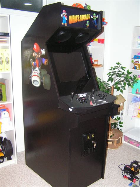arcade cabinet for the x arcade tankstick xtension arcade