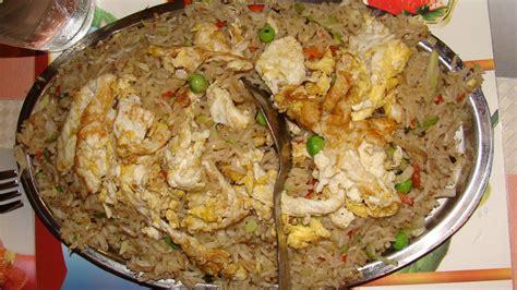 chinese fried rice  pork recipe  americancooking