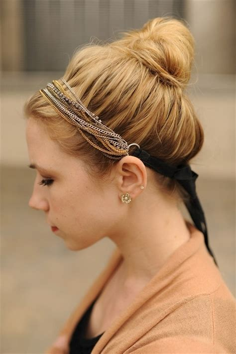 how to wear headbands at 40 30 gorgeous hairstyles with headbands stylishwife