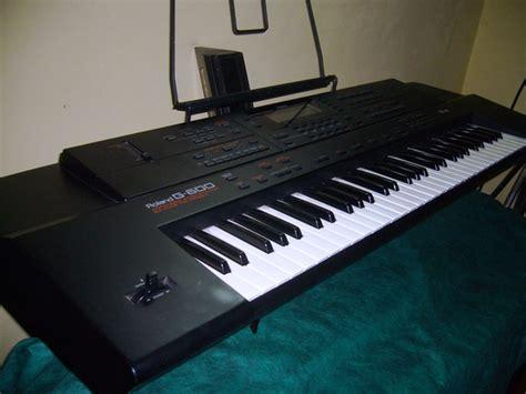 Keyboard Roland G 600 Roland G 600 Image 164329 Audiofanzine