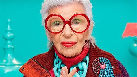 Iris Apfel Debuts New Jewelry Collection   InStyle.com
