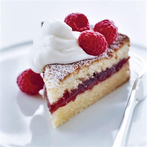 Lemony Semolina Jam Cake Recipe   Michelle Vernier   Food & Wine
