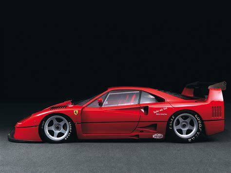 Ferrari F 40 by The First Production Car To Hit 200mph The 1987 Ferrari F40