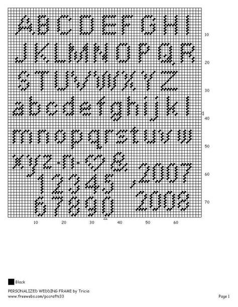 plastic canvas pattern maker free best 25 plastic canvas letters ideas on pinterest