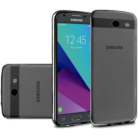 Samsung Galaxy J3 Pro 2017 J320 Anti Acrylic for samsung galaxy j3 2017 j327p tpu rubber phone skin cover ebay