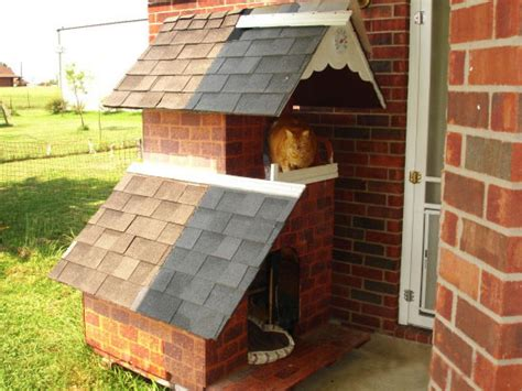 Outdoor Heat L For Cats by Meet The Winners Of The Best Doggone Doghouse Contest