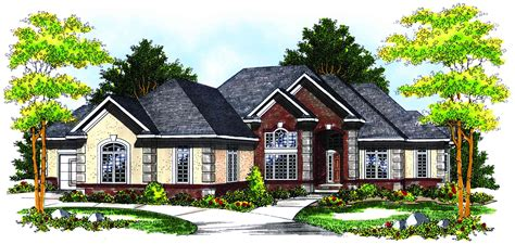 hillside house plans for sloping lots for hillside lots 89145ah 1st floor master