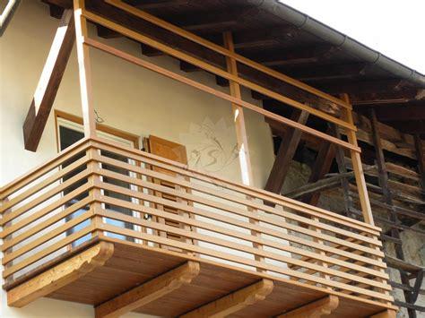 ringhiera in legno per esterno ringhiera in legno esterno maprocol
