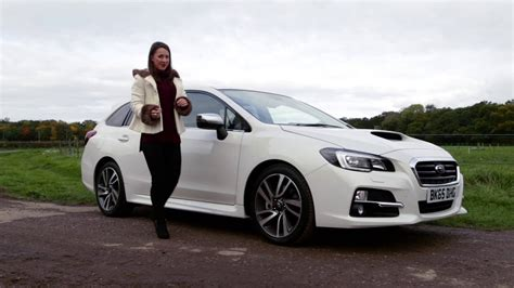 2015 Subaru Levorg: First UK Review Reveals Disappointing