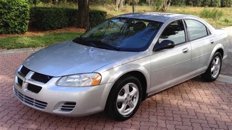car engine repair manual 2003 dodge stratus navigation system 2004 dodge stratus sxt view our current inventory at fortmyerswa com youtube
