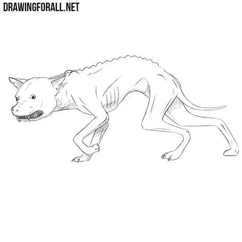 How To Draw A For