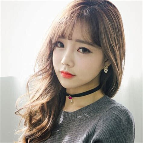 Choker Korea Popular Necklaces Buy Cheap Necklaces Lots From