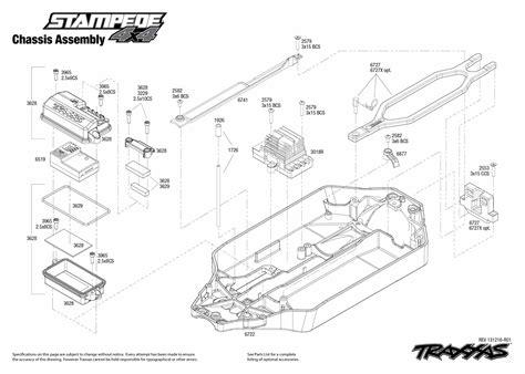 traxxas stede motor slash wire diagram 28 images traxxas slash parts