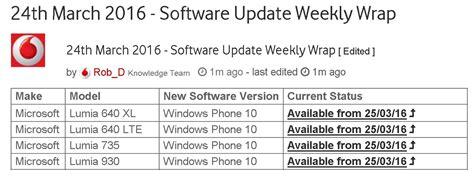 vodafone mobile upgrade vodafone australia to start windows 10 mobile upgrade this