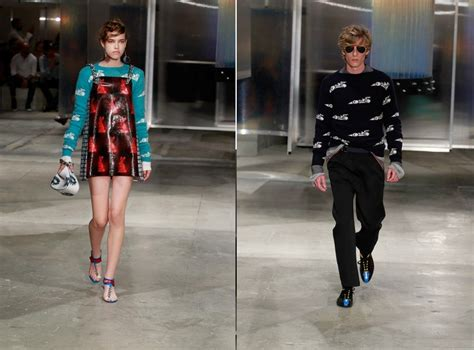 Rumpled Charm From Prada Milan Fashion Week 2009 by Milan S Fashion Week Prada Dazzle More Than The