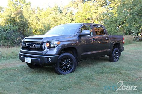 Tundra Trd Pro Reviews by 2016 Toyota Tundra Trd Pro Review Web2carz