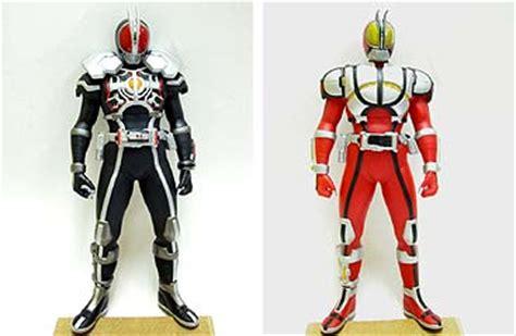 Big Sofubi Kamen Rider Fourze Eletro banpresto masked riders 555 faiz big sofubi vinyl