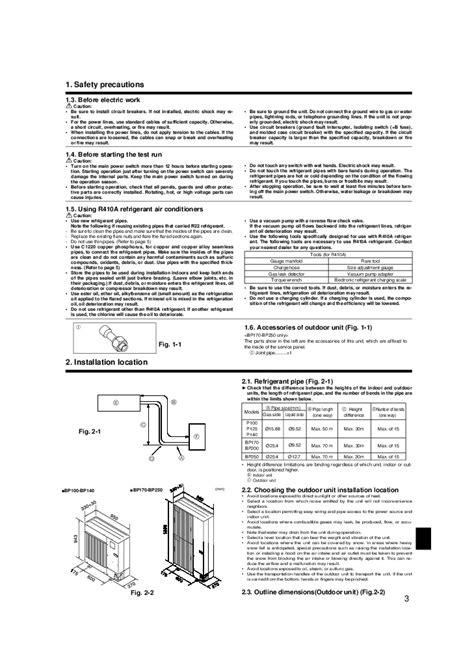 mitsubishi air conditioner installation mitsubishi mr slim puhz bp ha air conditioner installation