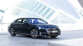 Audi A8 Luxury 2018 Audi A8 Drive Unashamed Luxury Motoring Research