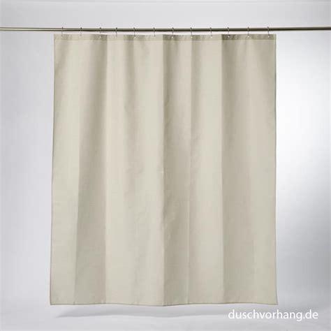 badewannen duschvorhang badewannen duschvorhang 240 in leinen optik duschvorhang