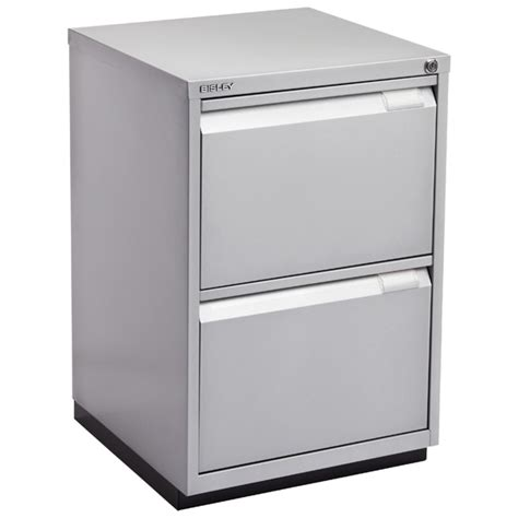 Silver File Cabinet by Silver Bisley 174 Premium File Cabinet The Container Store