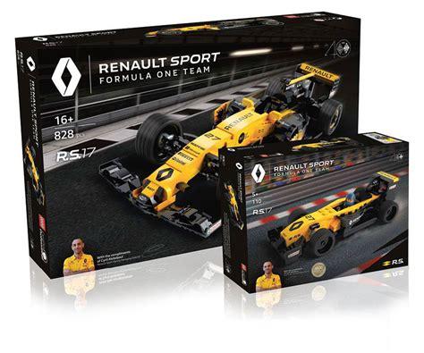 renault lego brickfinder lego renault sport formula one team sets