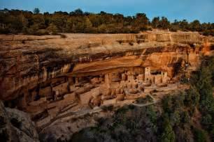 Mesa Verde Mesa Verde National Park The Golden Scope