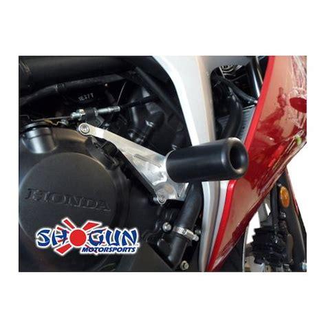 Frame Slider Honda Cbr 250 shogun frame sliders honda cbr250r 2011 2014 revzilla