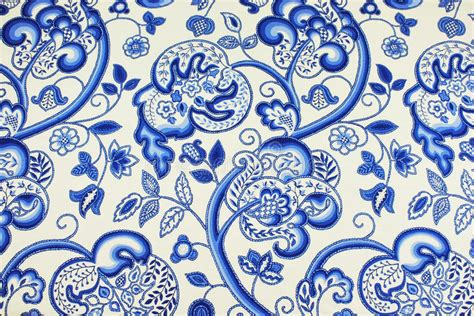 jacobean pattern vector jacobean patterned fabric stock photo image 47623866