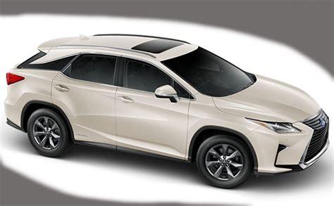 2020 Lexus Rx Hybrid by 2020 Lexus Rx Hybrid Chenges Colors Specs Price 2020